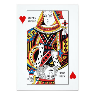 Royal couple poker