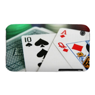 Poker Cards iPhone 3 Case-Mate Case