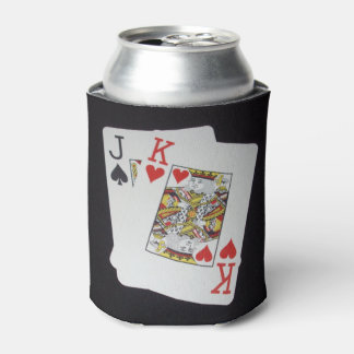 Poker_Cards_Jack_King,_Can_Stubby_Cooler Can Cooler