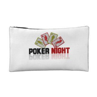 Poker Casino Cosmetics Bags