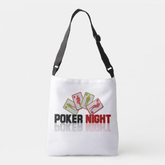 Poker Casino Crossbody Bag