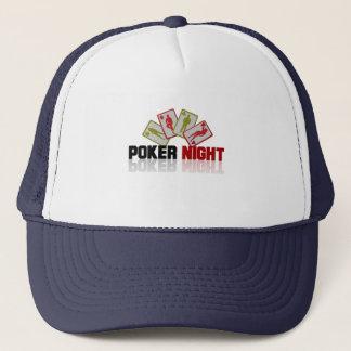 Poker Casino Trucker Hat