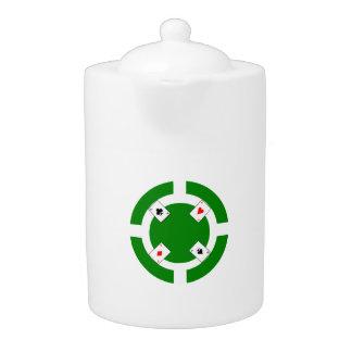 Poker Chip - Green