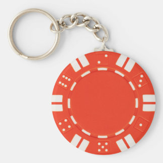 poker chip key chain