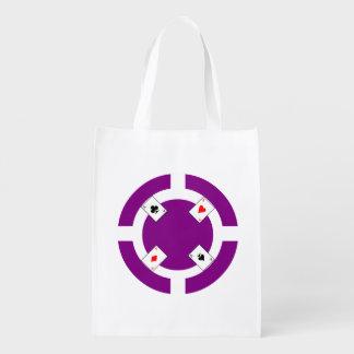 Poker Chip - Purple