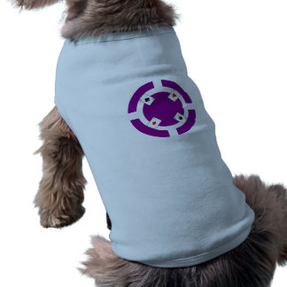 Poker Chip - Purple Shirt