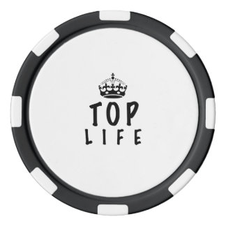 Poker Chips TopLife