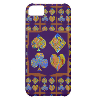 POKER Club n CardGame Fans Gifts iPhone 5C Case