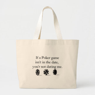Poker Dating items Bags