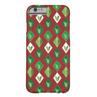 Poker Diamond Bull Terrier Barely There iPhone 6 Case