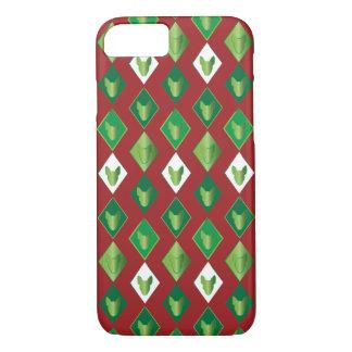 Poker Diamond Bull Terrier iPhone 7 Case