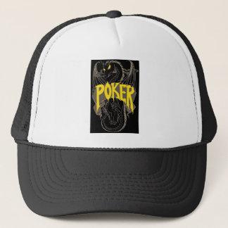 Poker Dragon Trucker Hat