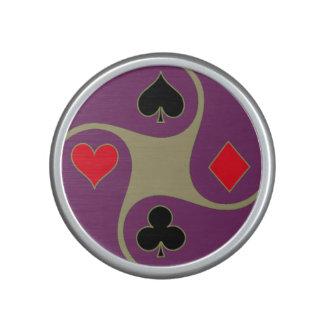 Poker Face Bumpster Speaker