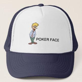 POKER FACE CAP