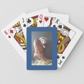 Poker Face Card Deck