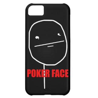 Poker Face - iPhone 5 Black Case iPhone 5C Case