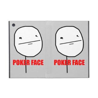 Poker Face Meme Cover For iPad Mini