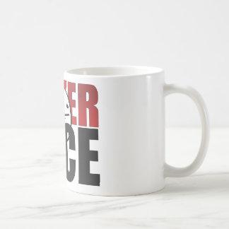 Poker Face Mug! Basic White Mug