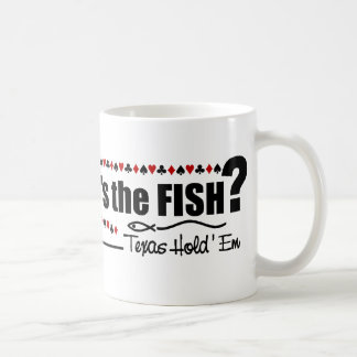 Poker Fish mug 2