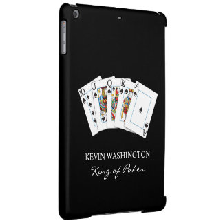 Poker Hand iPad Air Case