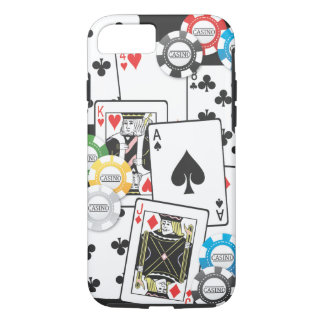 Poker Hand iPhone 7 case