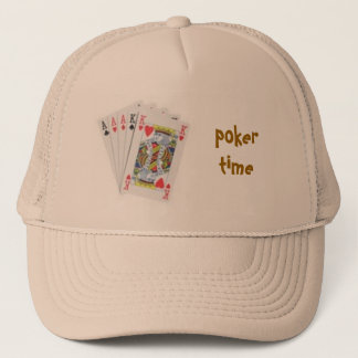 poker hand, poker time cap