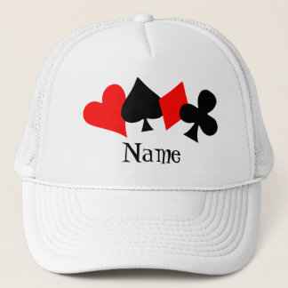 Poker Hat Template