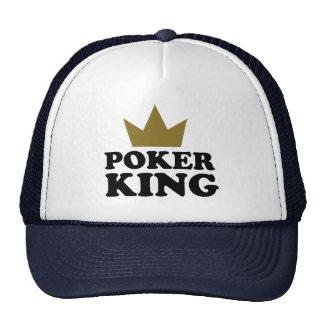 Poker king hats