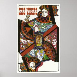 Poker las Vegas Poster