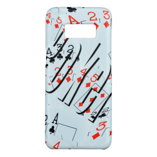 Poker Logo Diamonds And Clubs. Case-Mate Samsung Galaxy S8 Case