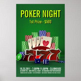 Poker Night -Poster