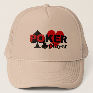 Poker Player hat