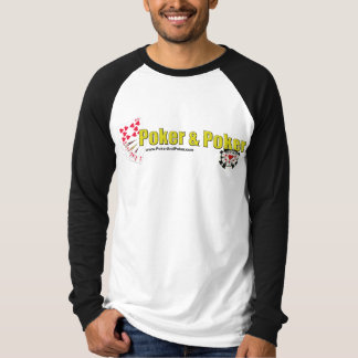 Poker & Poker Long Sleeve T-Shirt