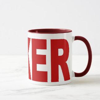 POKER Ringer T Mug