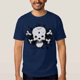 Poker Skull T-shirts