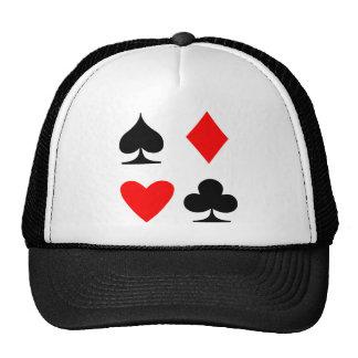 Poker Suite Cap