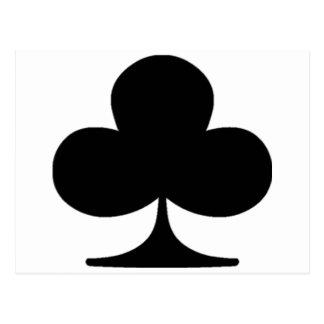 Poker Suite Club Postcards