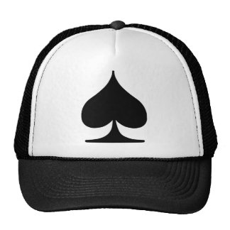 Poker Suite Spade Cap