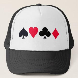 Poker Suits Hat