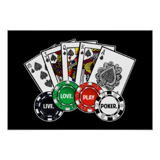 Poker v1 poster