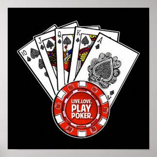 Poker v2 poster