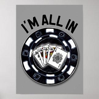 Poker v3 posters