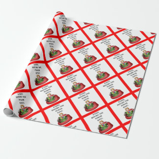 POKER WRAPPING PAPER