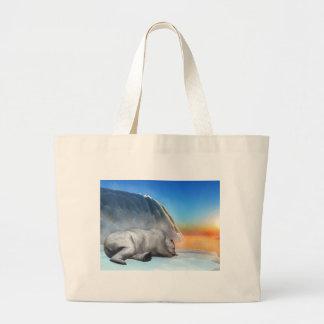 pol large tote bag