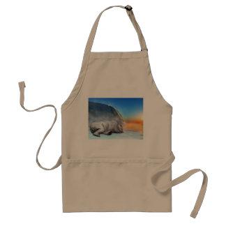 pol standard apron
