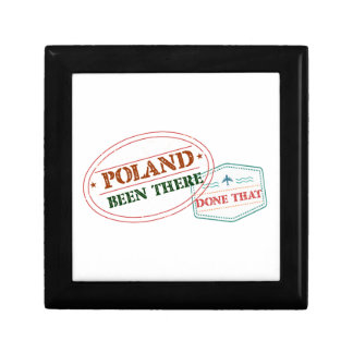 Poland Been There Done That Gift Box