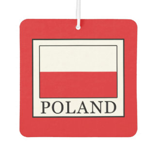 Poland Car Air Freshener