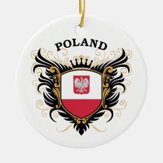 Poland Ceramic Ornament