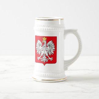 Poland Coat of Arms Mug