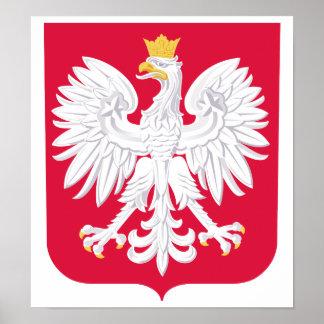Poland Coat Of Arms Print